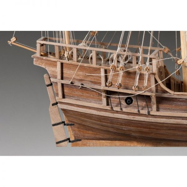 1888-11366-Pinta-Model-Ship-Kit-Dusek-D011