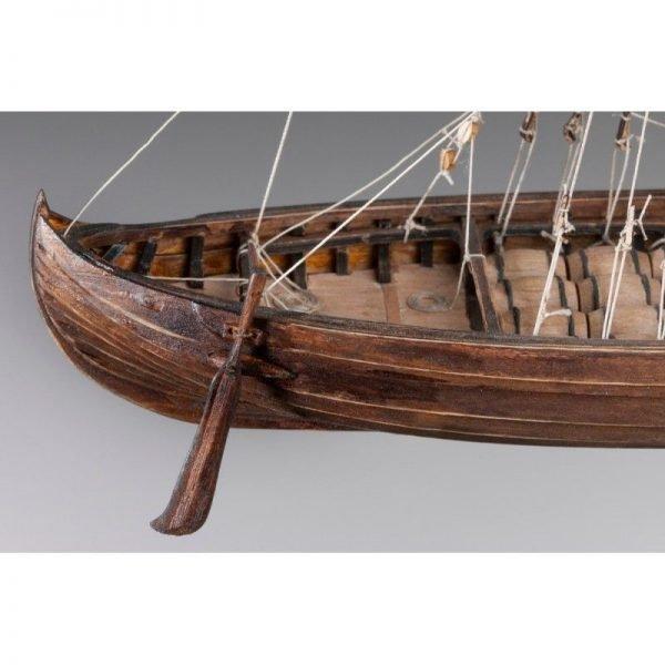 1891-11372-Viking-Knarr-Model-Boat-Kit-Dusek-D013