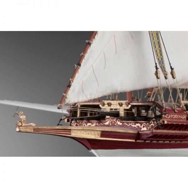 La Real Ship Model Kit - Dusek (D015)