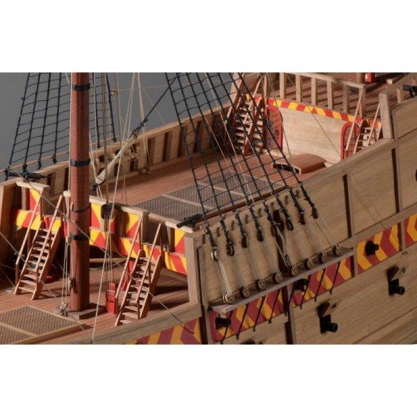 1896-11395-San-Martin-Model-Ship-Kit-Dusek-D018