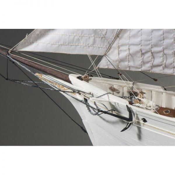 1897-11397-La-Belle-Poule-Ship-Model-Kit-Dusek-D021