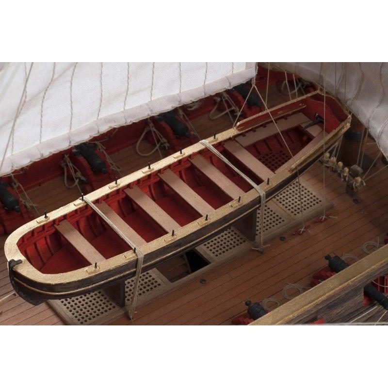 1898-11406-Nuestra-Senora-Model-Boat-Kit-Dusek-D022