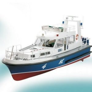 1901-11408-HE4-Police-Boat-Model-Boat-Kit-inc.-Fittings-Krick-K20330C