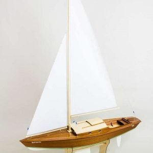 1904-11411-Bellissima-Yacht-Model-Ship-Kit-Aeronaut-AN301200