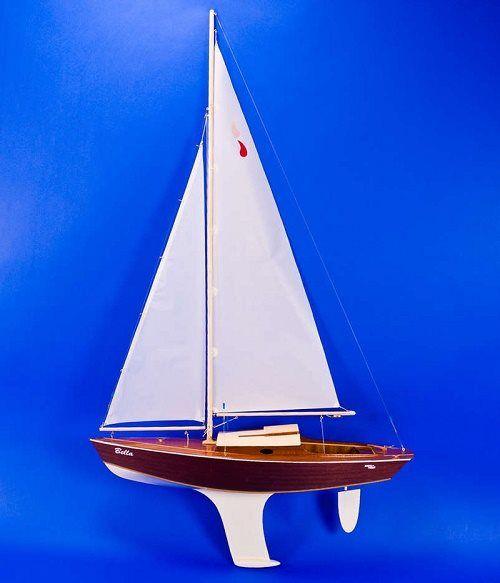 Bella Ship Model Kit - Aeronaut (AN3009/00)