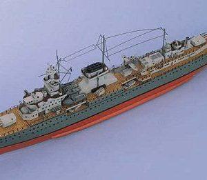 Nurnberg Boat Kit Incl Fittings - Aeronaut (AN3630/00)
