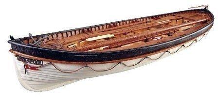 1916-Titanic-Lifeboat-Kit-Artesania-latina-19016