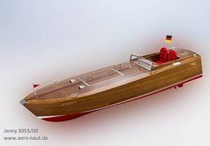 1918-11443-Jenny-Ship-Model-Kit-Aeronaut-AN305500