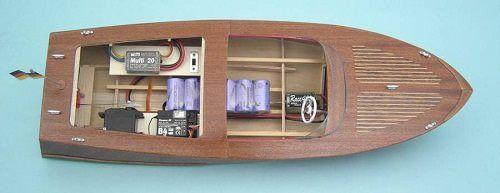 1920-11448-Classic-Sport-Boat-Kit-Aeronaut-AN309200