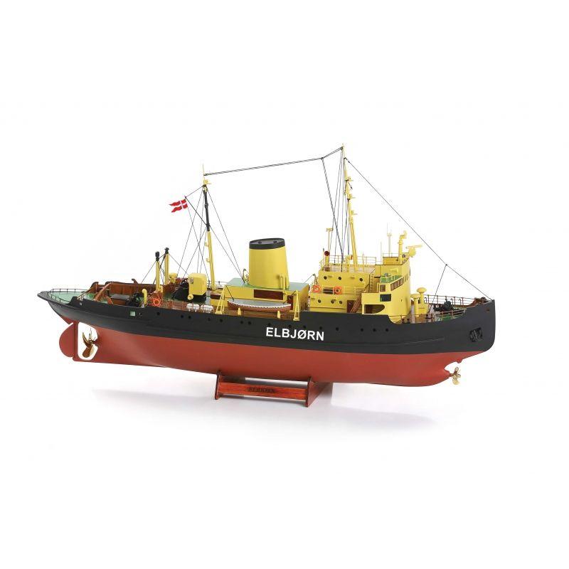 1923-11452-Elbjorn-Icebreaker-Model-Boat-Kit-Billing-Boats-B536
