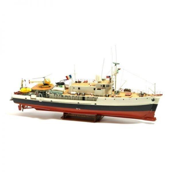 1927-11456-Calypso-Ship-Model-Kit-Billing-Boats-B560