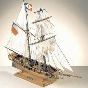 Toulonnaise Model Boat Kit - Corel (SM52)