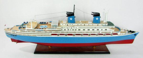 Achille Lauro Model Ship - GN (CS0099P)
