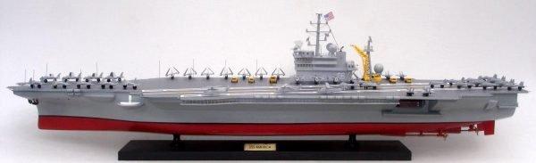 Aircraft Carrier USS America CV-66 Ship Model - GN (BT0028P)