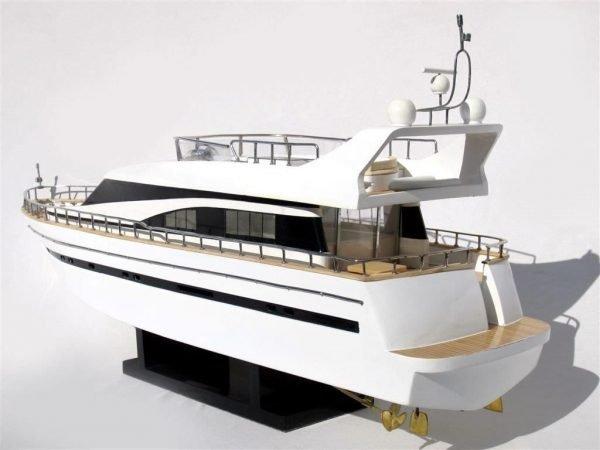 Astondoa 73 Model Boat - GN (SB0069P)