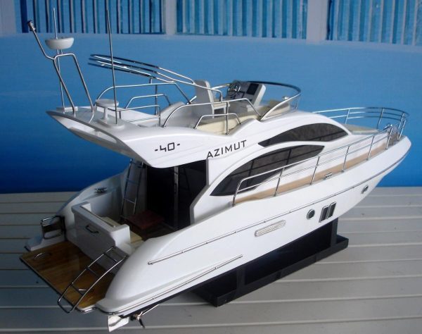 1960-11596-Azimut-40-wooden-model-ship