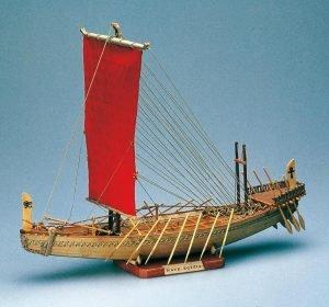 1966-11621-Egyptian-Ship-Model-Kit-Amati-1403