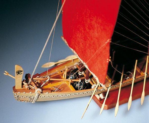 Egyptian Ship Model Kit - Amati (1403)