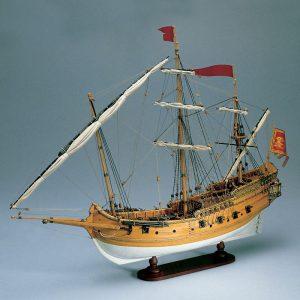 Polacca Boat Kit - Amati (1407)