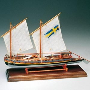 Swedish Gunboat Kit - Amati (1550)