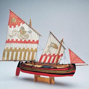 Trabaccolo Boat Kit - Amati (1562)