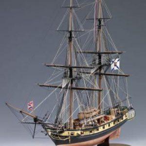 Mercury Brig Boat Kit - Victory Models (1300-06)