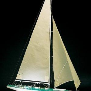 1982-11648-Constellation-Yacht-135-Boat-Kit-Amati-170080