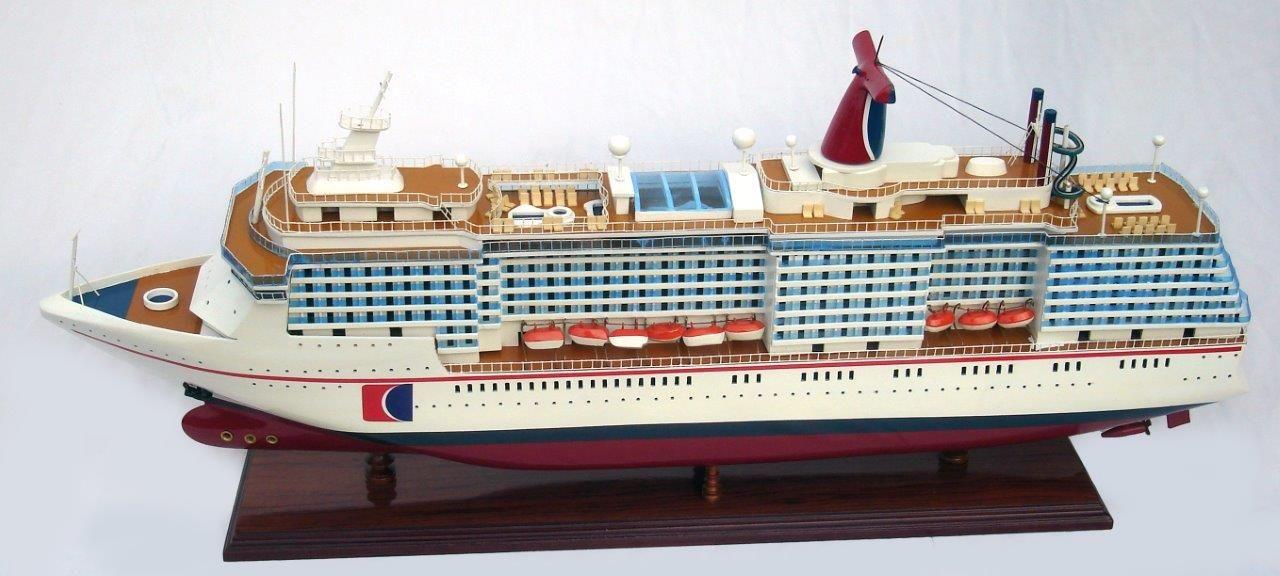 1984-11664-Carnival-MiracleI-model-boat