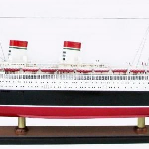 1986-11672-Conte-Di-Savoia-ship-model