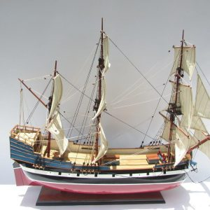 Hector Model Boat - GN (TS0216P-80)