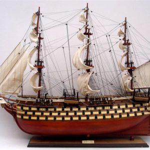 USS Pennsylvania Model Boat - GN (TS0105W)