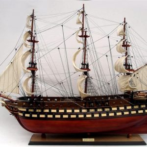 USS North Carolina Model Boat - GN (TS0106W)
