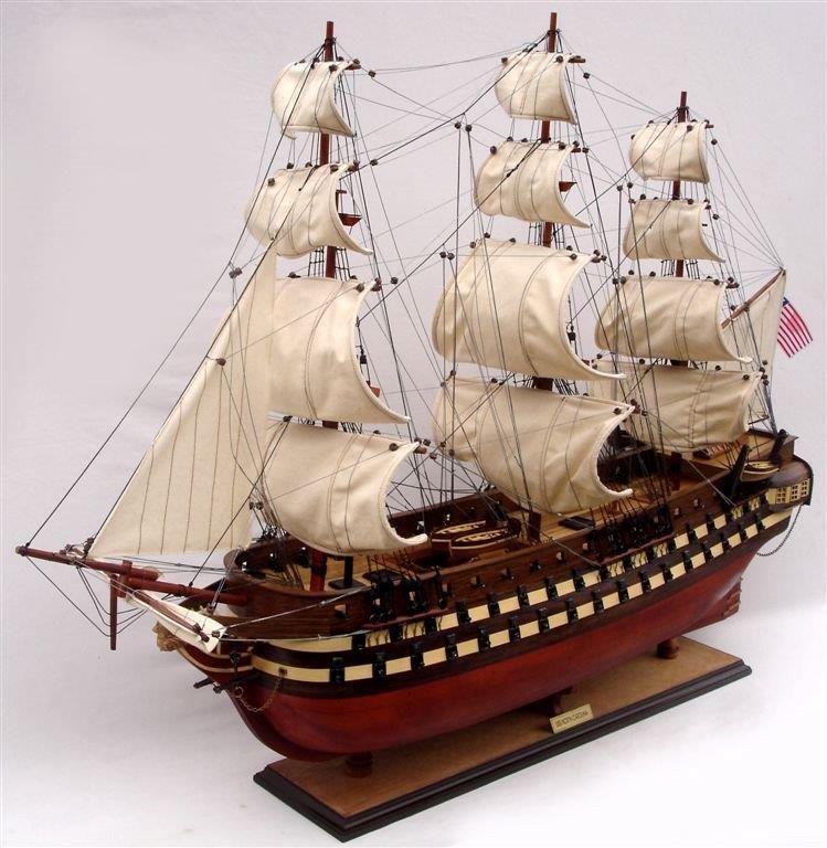 2012-11830-Uss-North-Carolia-model-boat