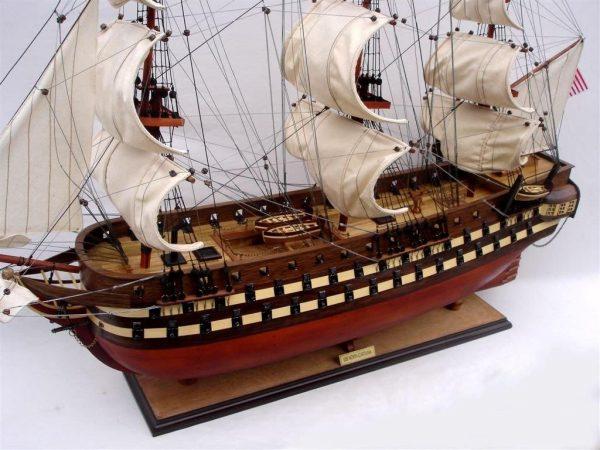 2012-11831-Uss-North-Carolia-model-boat