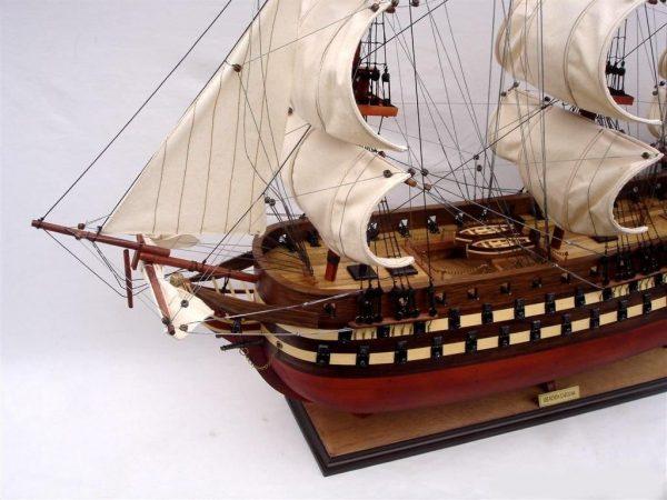 2012-11832-Uss-North-Carolia-model-boat