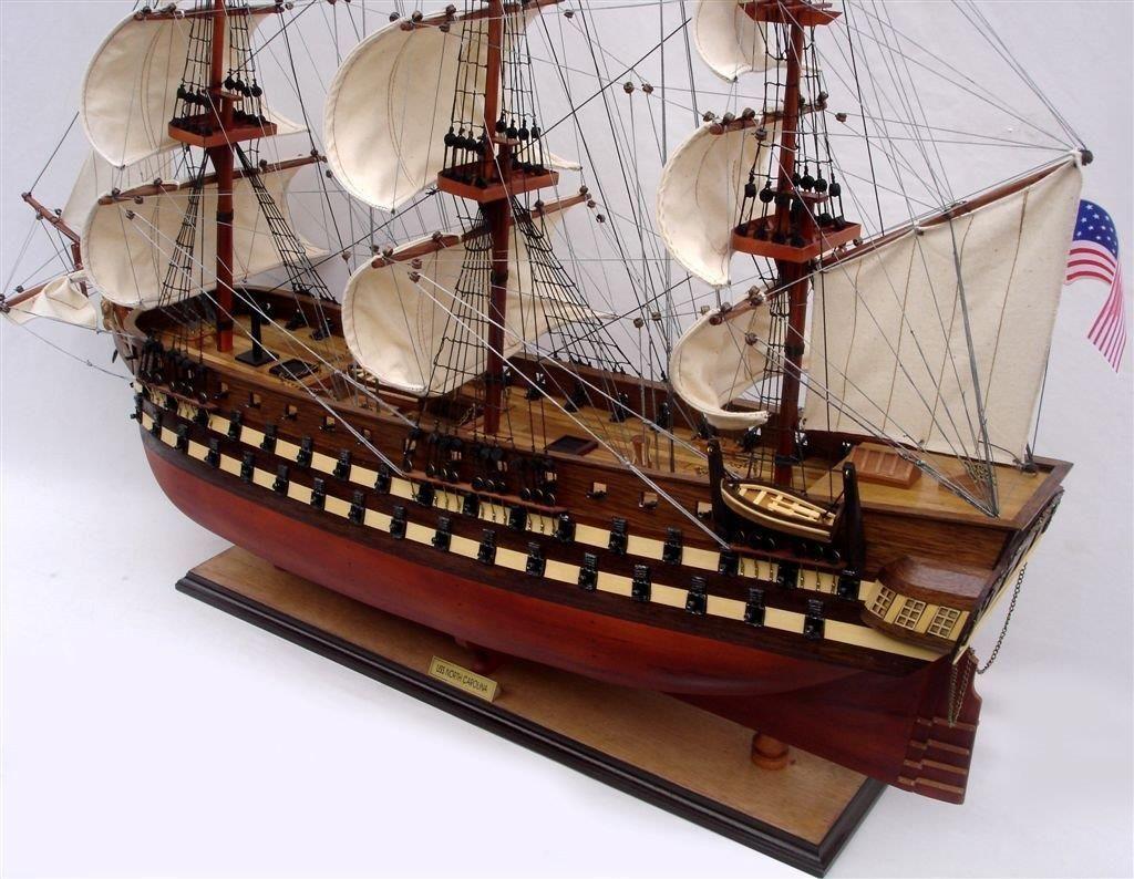 2012-11835-Uss-North-Carolia-model-boat