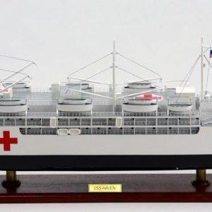 2017-12835-USS-Haven-ship-model