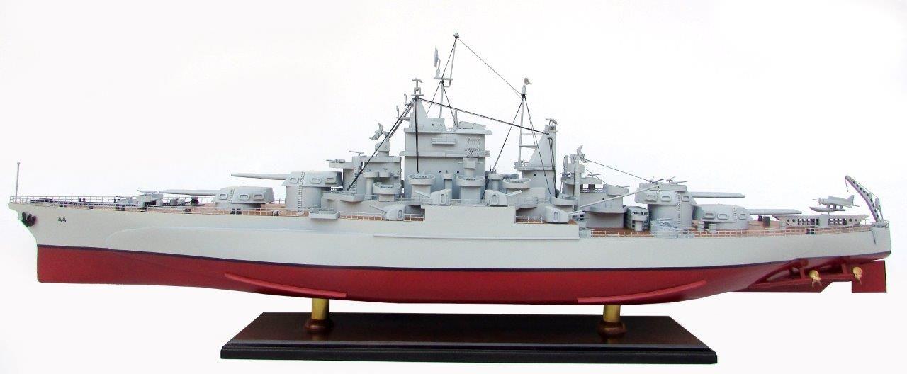 USS California Ship Model - GN (BT0050P)