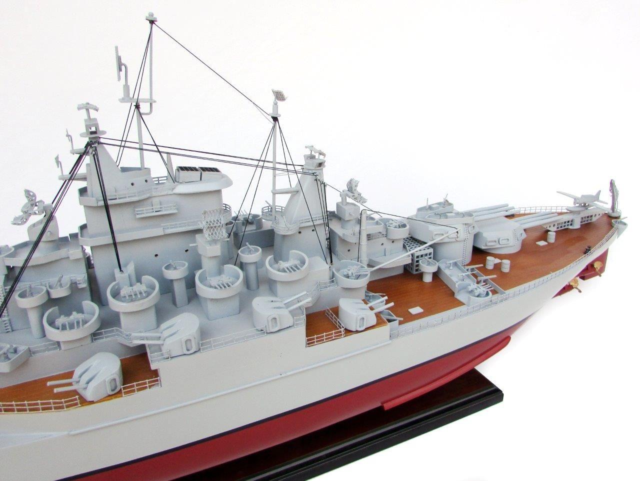 2021-12811-USS-California-ship-model