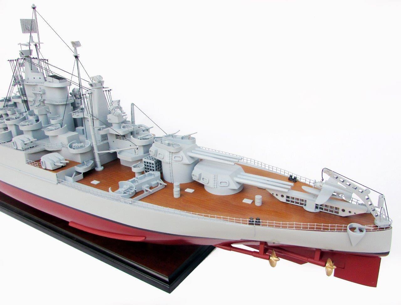 2021-12814-USS-California-ship-model