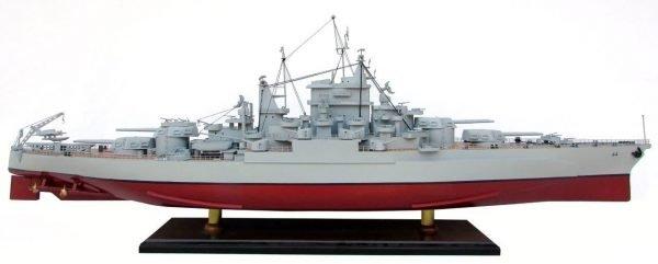 2021-12815-USS-California-ship-model