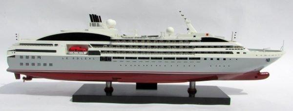 La Soleal Wooden Model Boat - GN (CS0105P)