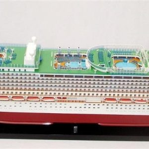 MS Azura Model Boat - GN (CS0068P)