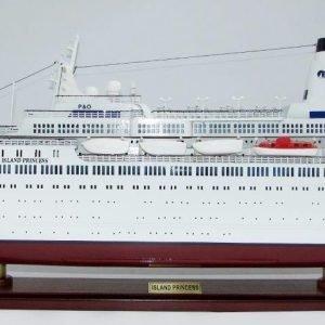 MS Island Princess Ship Model - GN (CS0095P)