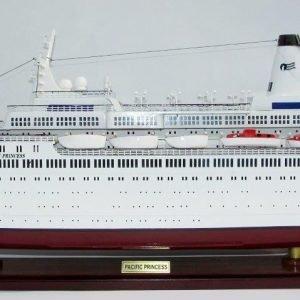MS Pacific Princess Model Boat - GN (CS0094P)