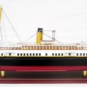 SS Nomadic Wooden Model Ship - GN (CS0087P)