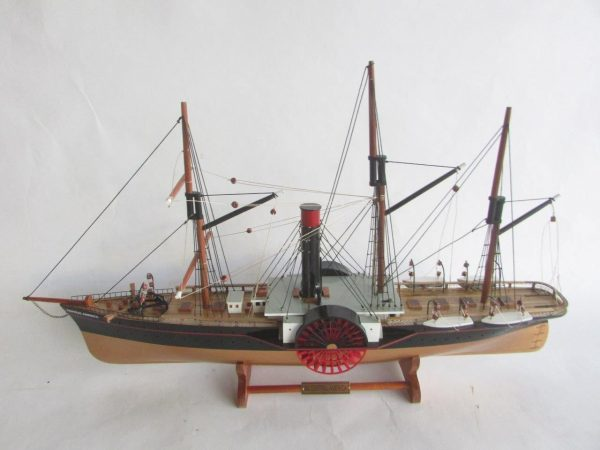 2053-13806-SS-Central-America-wooden-model-ship