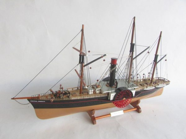 2053-13807-SS-Central-America-wooden-model-ship