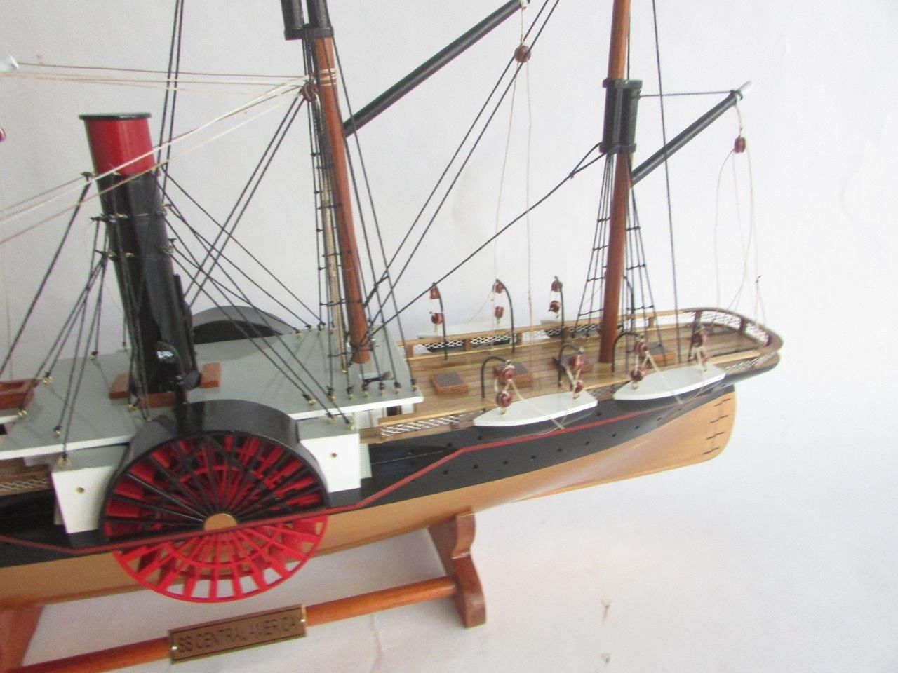 2053-13809-SS-Central-America-wooden-model-ship
