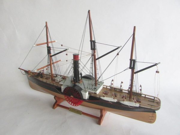 2053-13810-SS-Central-America-wooden-model-ship